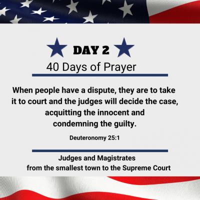 Who will judge America?